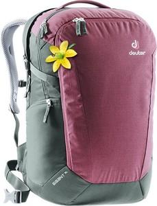 Różowy plecak Deuter