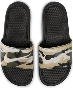 Buty letnie męskie Nike ze skóry