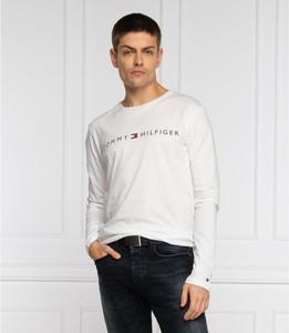 Koszulka z długim rękawem Tommy Hilfiger w młodzieżowym stylu z długim rękawem z bawełny