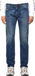 Jeansy Diesel z jeansu w stylu casual