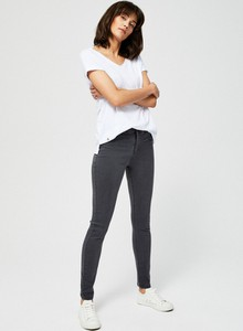 Jeansy moodo.pl z jeansu