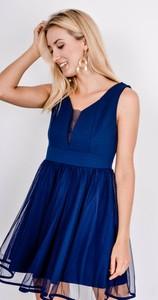 Sukienka Zoio mini z tiulu