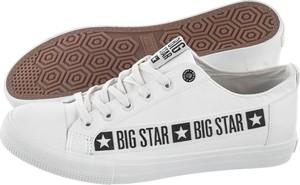 Trampki Big Star Białe EE174070 (BI195-a)