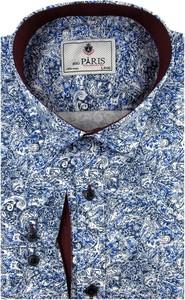 Koszula BIG PARIS z długim rękawem
