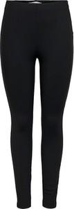 Czarne legginsy Only