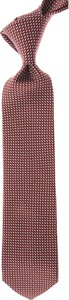 Czerwony krawat Lanvin