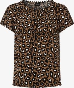 Bluzka S.Oliver Black Label z krótkim rękawem