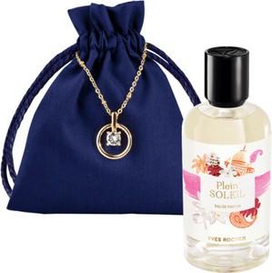 Yves Rocher Woda perfumowana Plein Solei z naszyjnikiem
