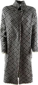 Płaszcz Croche z wełny w stylu casual