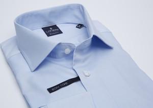 Koszula Lanieri z klasycznym kołnierzykiem z tkaniny