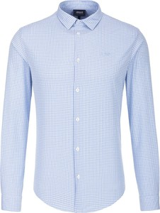 Koszula Armani Jeans z długim rękawem w stylu casual z bawełny