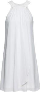 Sukienka bonprix BODYFLIRT boutique z tkaniny kopertowa