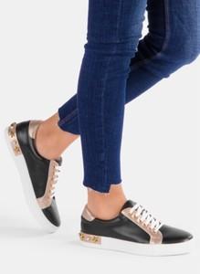 Deezee czarne buty sportowe hayen