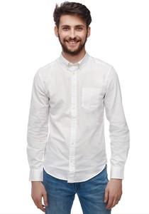 Koszula Wrangler w stylu casual z kołnierzykiem button down