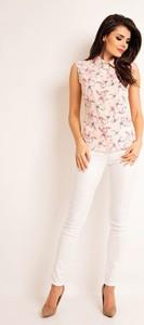 Koszula Awama w stylu casual z długim rękawem