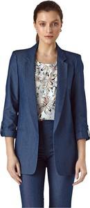 Niebieska marynarka Colett z jeansu
