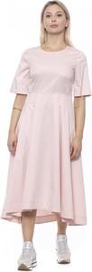 Sukienka Peserico midi dla puszystych