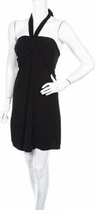 Czarna sukienka Mandee