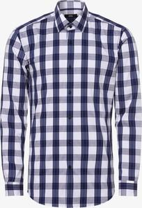 Granatowa koszula Hugo Boss