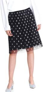 Spódnica Top Secret midi z tkaniny