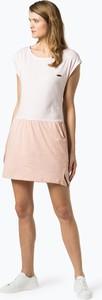 Sukienka Alife And Kickin mini z krótkim rękawem w stylu casual
