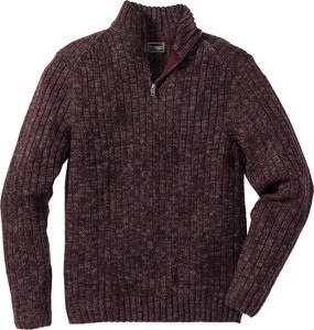 Czarny sweter bonprix bpc selection bez wzorów