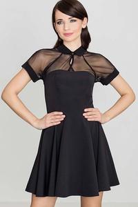 Sukienka Katrus rozkloszowana mini