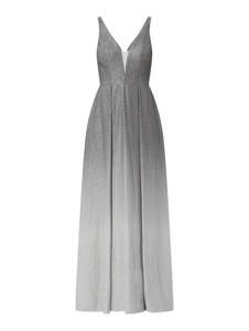 Sukienka Mascara z dekoltem w kształcie litery v na ramiączkach maxi