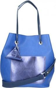 Niebieska torebka Chiara Design