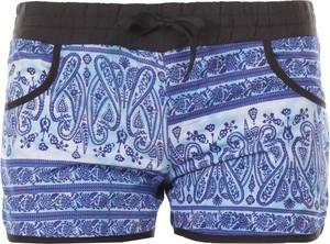 Niebieskie szorty Multu w stylu casual