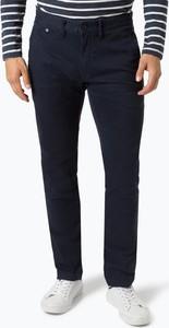 Granatowe chinosy Tommy Jeans