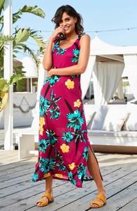 Sukienka Cellbes w stylu casual bez rękawów prosta