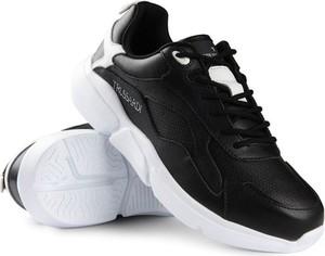 Buty sportowe Trussardi sznurowane w sportowym stylu