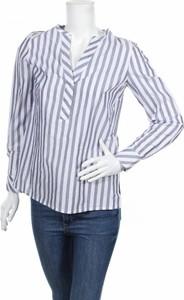 Niebieska bluzka D.sport z długim rękawem