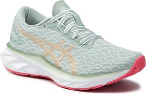Buty sportowe ASICS z płaską podeszwą sznurowane