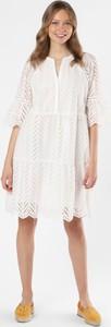Sukienka S.Oliver Black Label z długim rękawem mini
