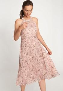 Sukienka QUIOSQUE bez rękawów