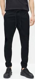 Spodnie Reserved z bawełny
