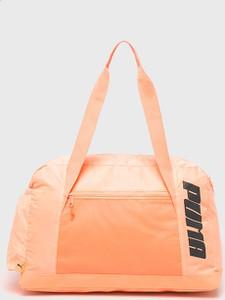 Pomarańczowa torba sportowa Puma