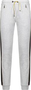 Spodnie Bogner w sportowym stylu z bawełny