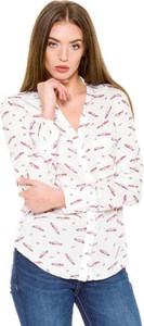 Koszula Guess w stylu casual z kołnierzykiem