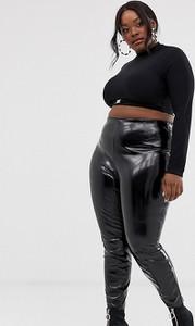 Spodnie Asos w rockowym stylu