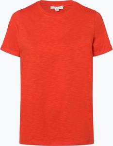 T-shirt Marie Lund z okrągłym dekoltem z krótkim rękawem w stylu casual