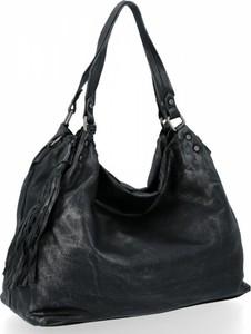 Czarna torebka Diana&Co na ramię