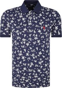 Koszulka polo POLO RALPH LAUREN w młodzieżowym stylu