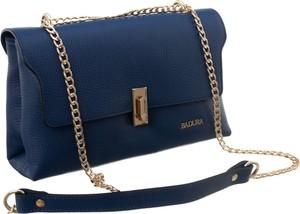 Niebieska torebka Merg
