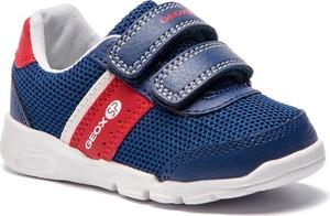 Buty sportowe dziecięce Geox na rzepy