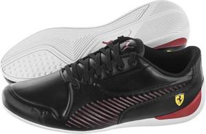 Buty sportowe Puma w sportowym stylu z płaską podeszwą ze skóry ekologicznej