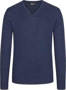 Niebieski sweter Maerz