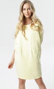 Żółta tunika born2be